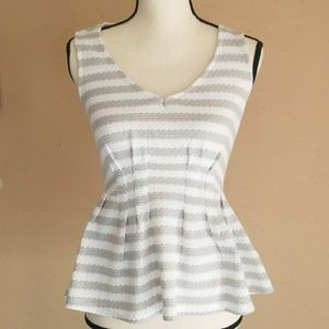 DELETTA TOP FROM ANTHROPOLOGY